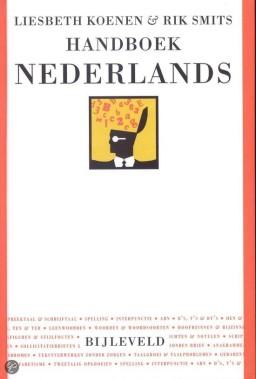 Omslag Handboek Nederlands